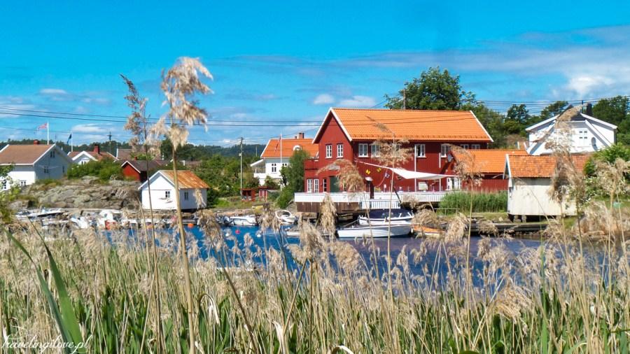 Lato na norweskiej riwierze