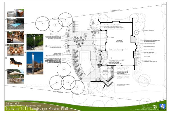 residential design - perkins landscape
