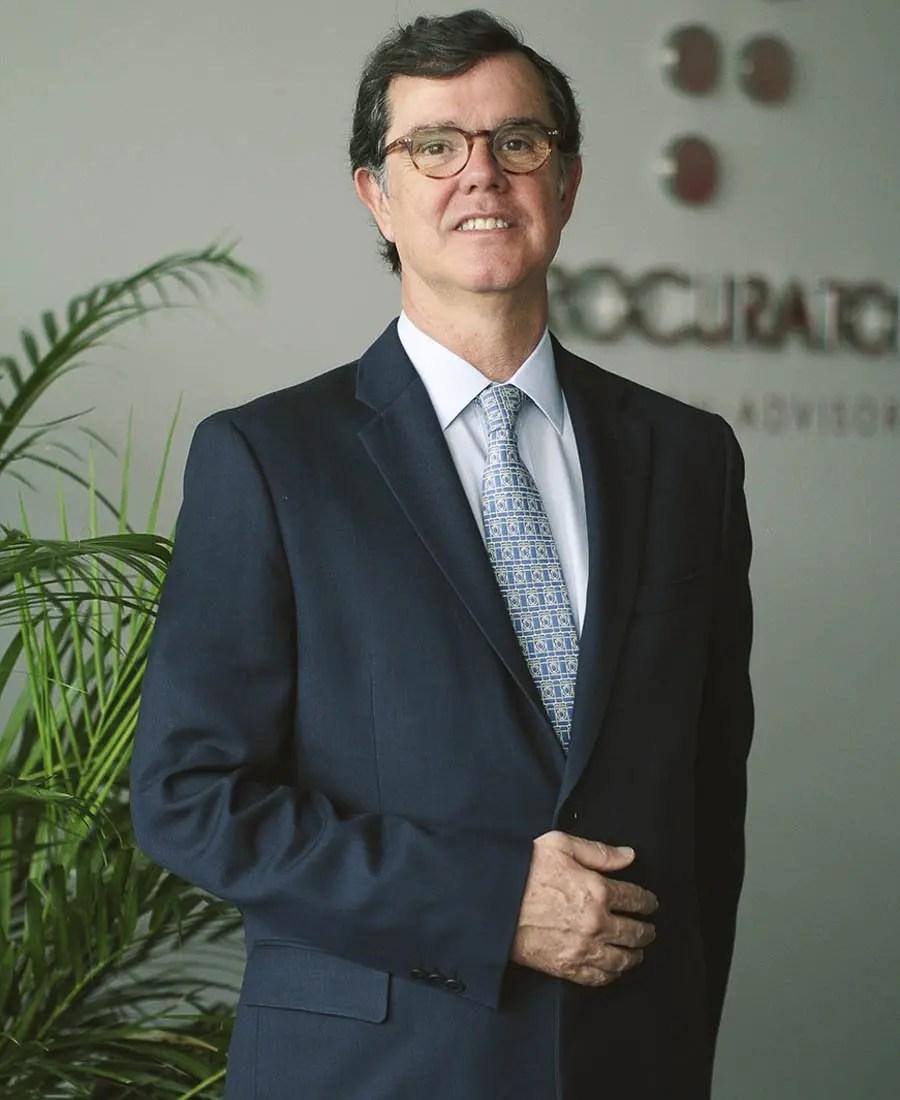 Pablo de Procurator Litigation Advisors, Firma de Asesores Jurídicos
