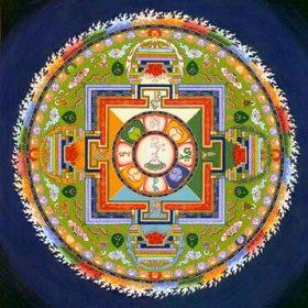 Carmen Mensink mandala-compassion
