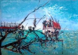 Jivan Mariam bootvluchtelingen