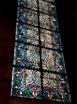 Notre Dame Parijs september 2019 glas in lood Sodis