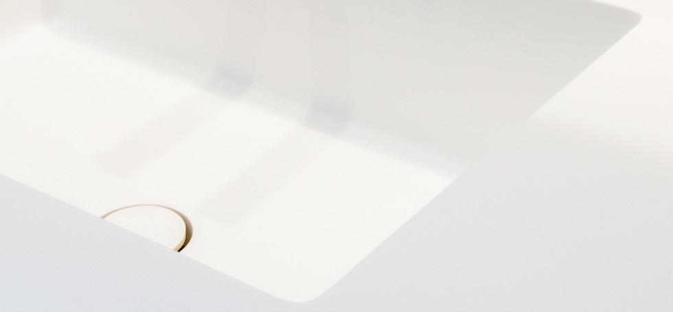 lavatório em betacryl - pedra acrílica, móveis