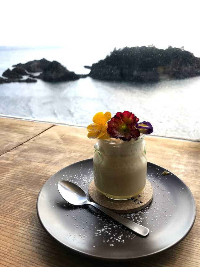 和歌山海の見えるカフェ