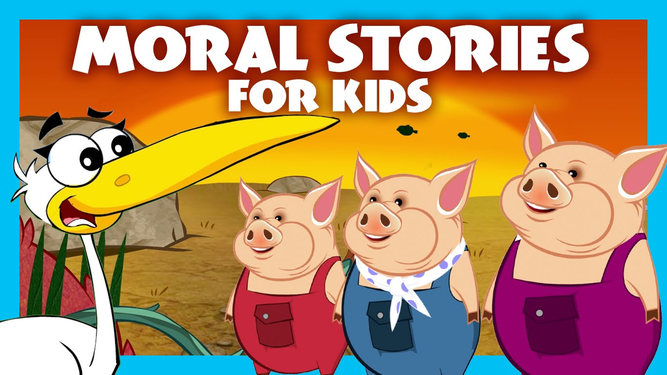 English Story For Kids