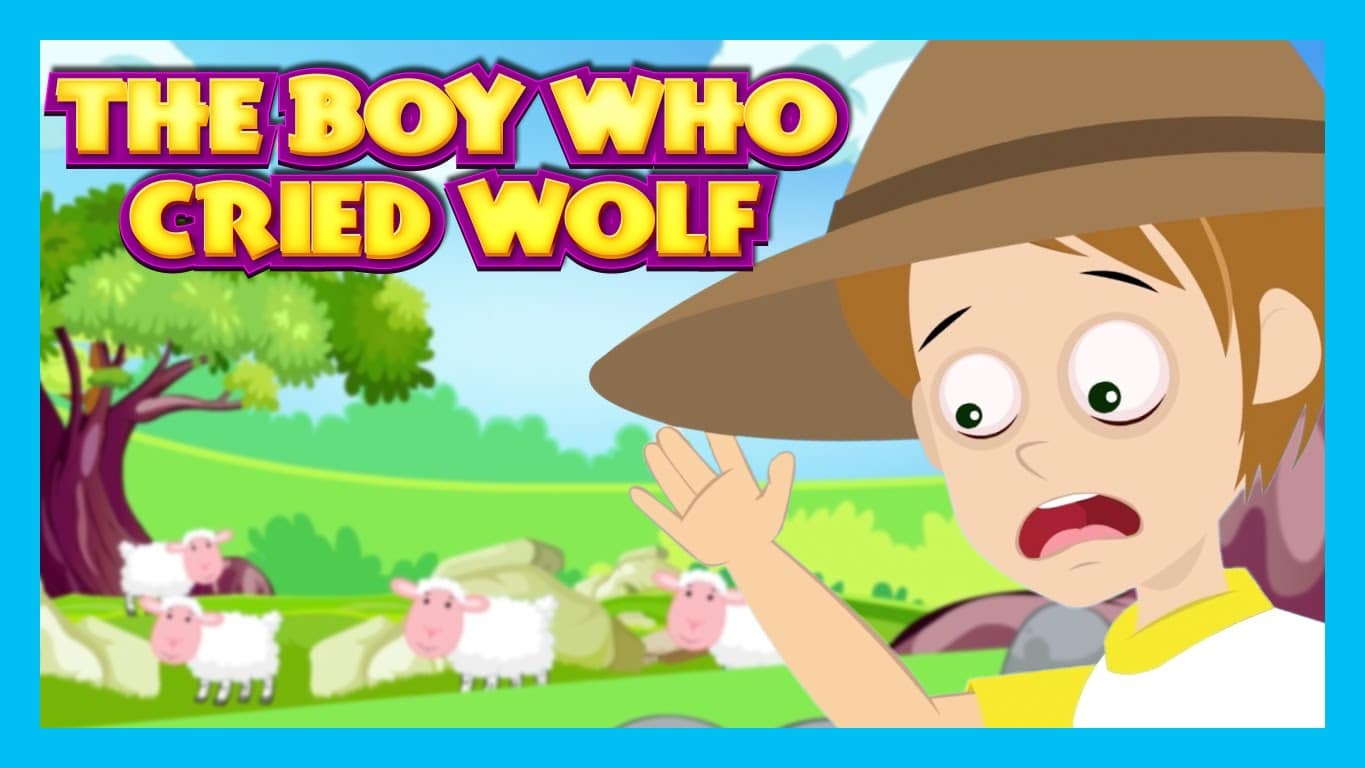 The Boy Who Cried Wolf Story Short Story For Kids