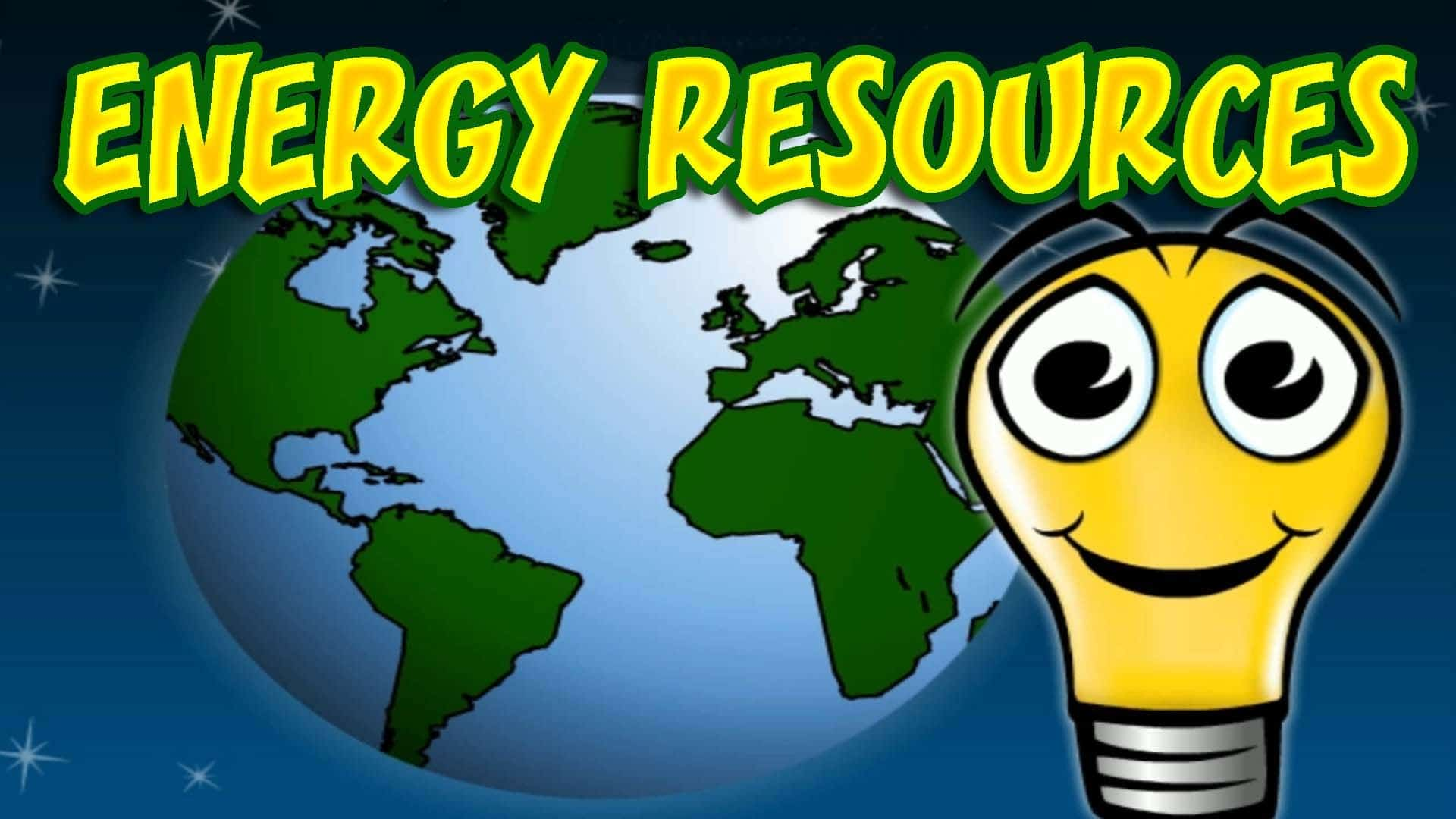 Different Sources Of Energy Using Energy Responsibly