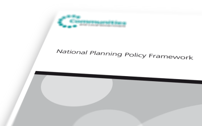 The latest reaction from key sector groups to the government's publication of the longawaited revised NPPF