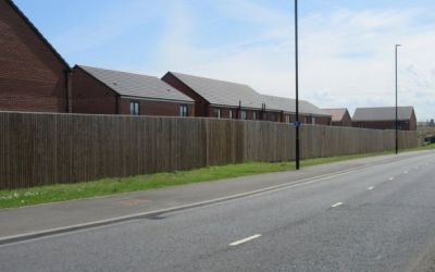 BBC News – New UK housing 'dominated by roads'