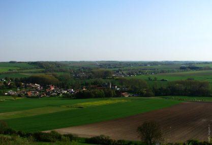 Paysage de l'Artois