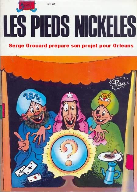Serge Grouard et son projet pour Orléans