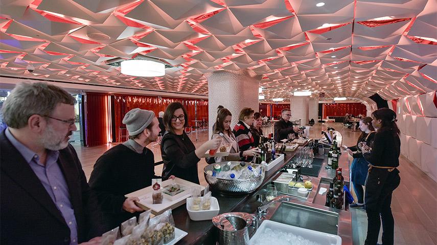 Salon Urbain Place Des Arts