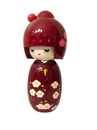 poupée japonaise pas cher