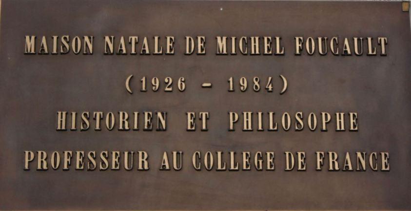 #MichelFoucault