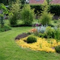 Un (nouveau) jardin à la campagne