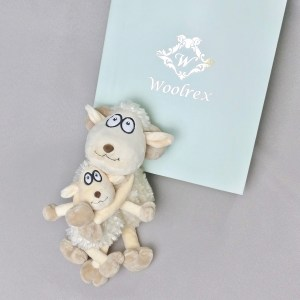 Sheepy Schaefli key chain toy