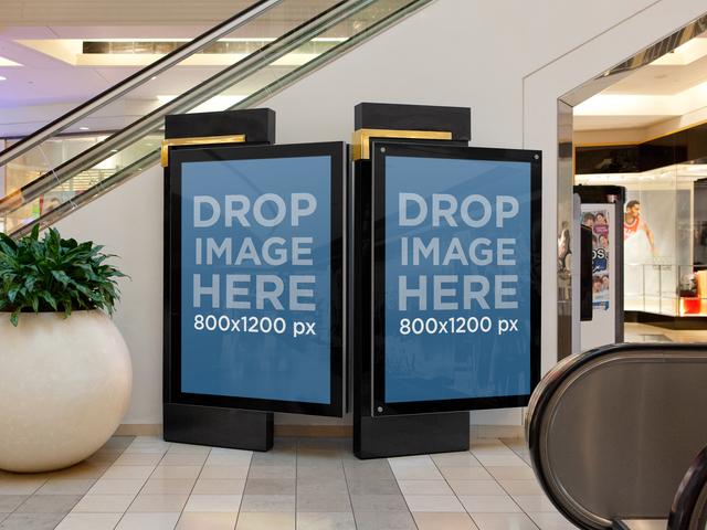 placeit billboard mockup two