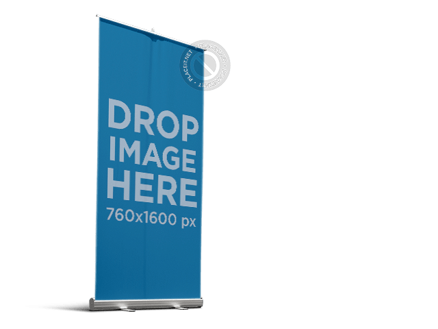 placeit banner mockup of