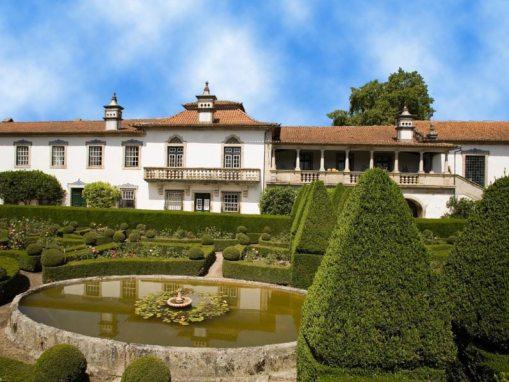 Santar, Vila Jardim