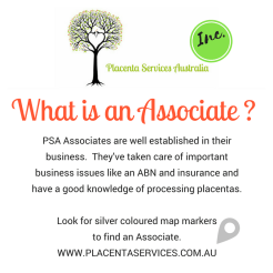 Psa associate well established placenta encapsulation australia