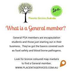 general psa member encapsulation student and beginners