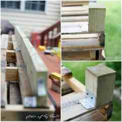 Diy Sofa From Pallets Power Reclining With Drop Down Table Pallet Furniture A Patio Makeover Www Placeofmytaste Com