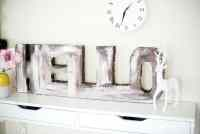 Styrofoam Wall Decor - Wall Decor Ideas