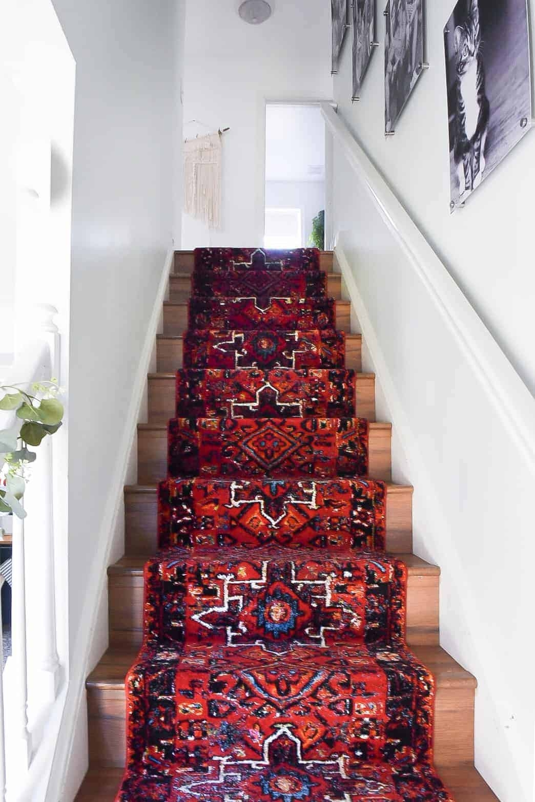 How To Install A Stair Runner Extra Long Runner Rug Place Of   Rug For Bottom Of Stairs   Stairs Floormat   Stair Runners   Flooring   Landing Mat   Rectangle