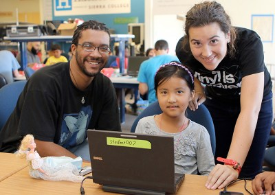 Youth Become Engineers for a Day