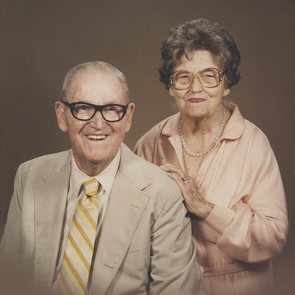 John G. and Lillian M. Walsh