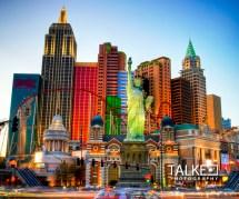 Las Vegas Nyny Hdr Mousepad Places 2 Explore
