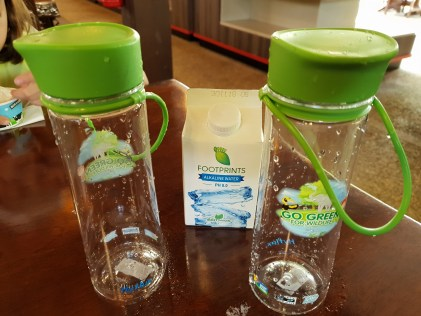Multiple usage bottles from Singapore Zoo, placescases.com