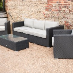 Rattan Sofa Set Uk Sectional Sofas With Storage 3 Seater Place Settings Event Hire London