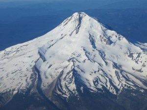Mt Hood, Oregon (11,249 feet), June 2013