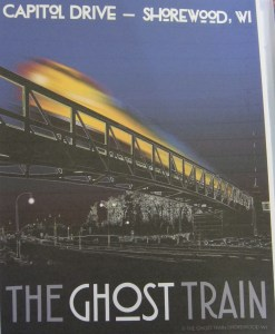 Flyer of the Ghost Train