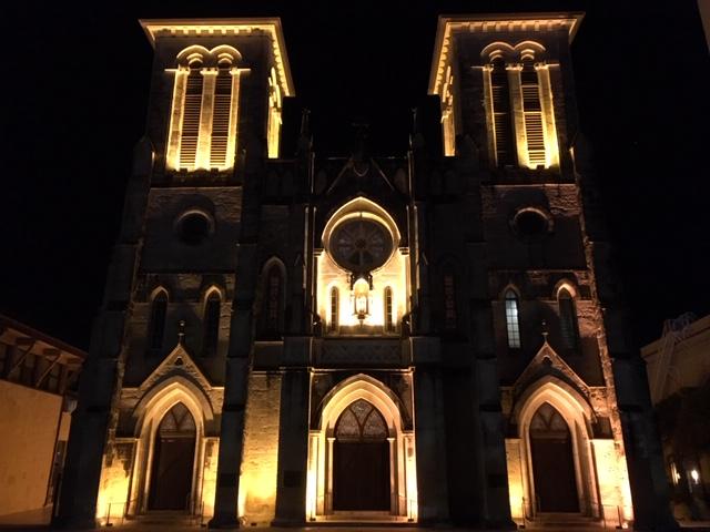 San Fernando Cathedral in San Antonio.