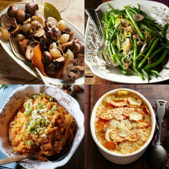 favorite thanksgiving side dish recipes