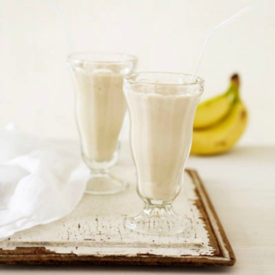 banana peanut butter smoothie recipe
