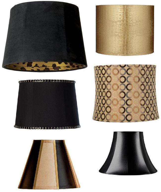 decorative lampshades
