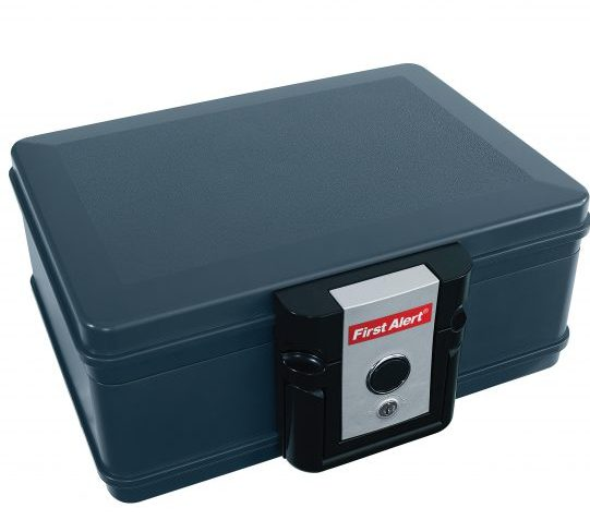 First-Alert-The-Fire-Protector-Key-Lock-Safe