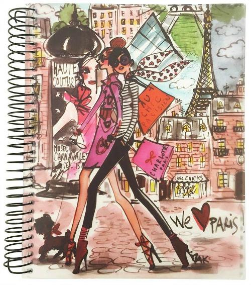 Paris-notebook