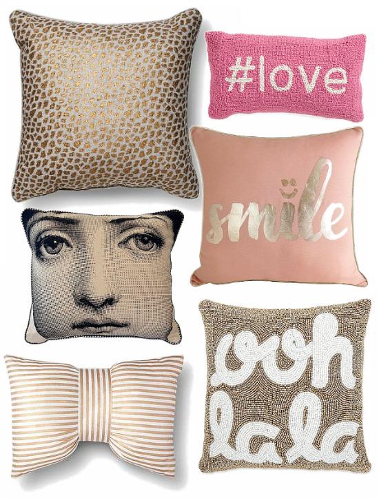 dorm-room-decorative-pillows