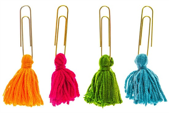 tassel-paper-clips