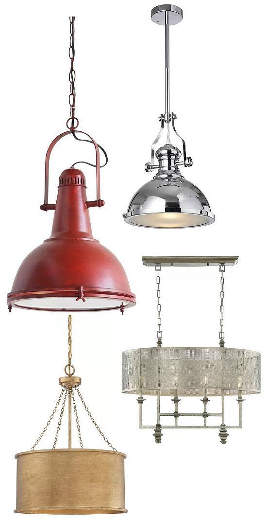 farmhouse-lighting