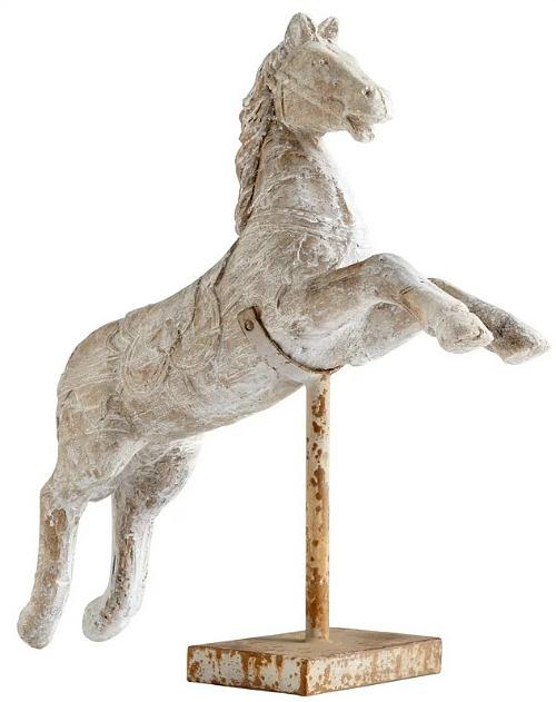 Caliope Horse Figurine