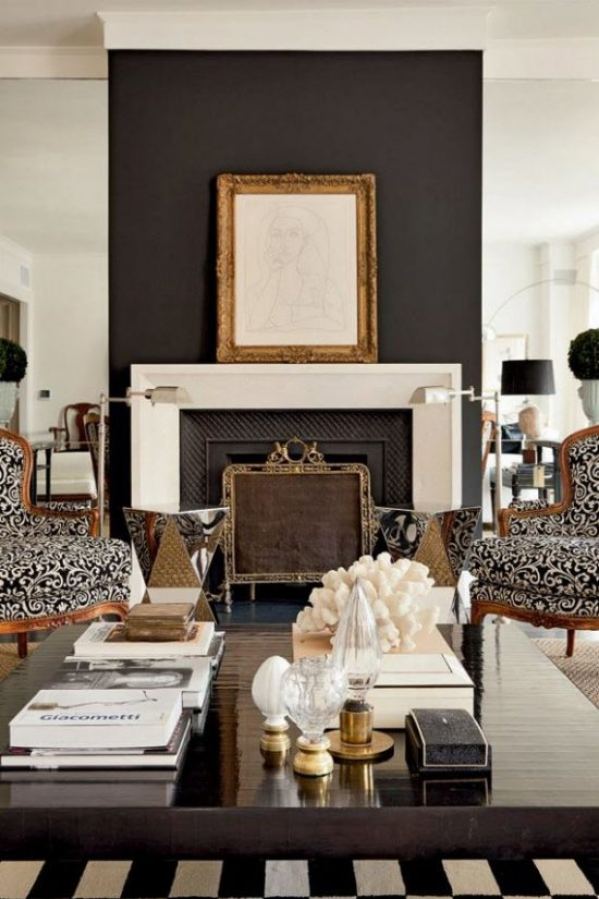 chic-black-and-white-living-rooms