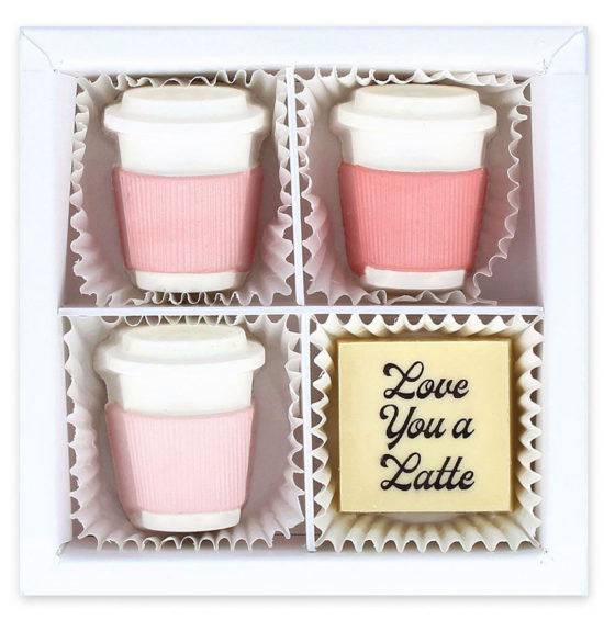Maggie Louise Chocolate Lattes Gift Box