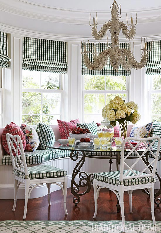 pink-and-green-breakfast-area