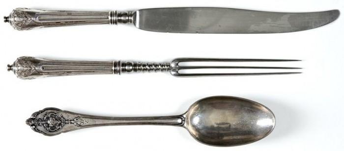 silver-flat-ware