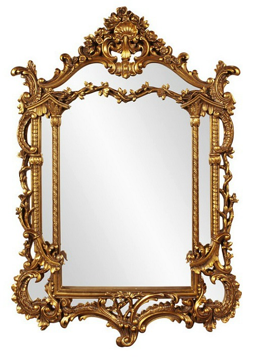 Arlington Baroque Mirror
